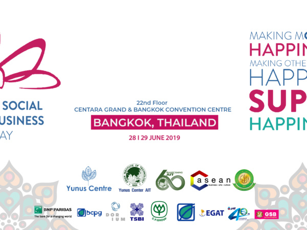 Social Business Day 2019 in Bangkok, Thailand